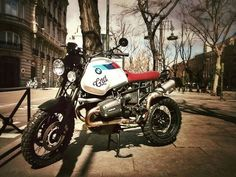 BMW R1100GS by CRD