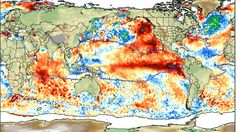 El Niño conditions are intensifying in the tropical Pacific Ocean, potentially leading to a record event that would help control rainfall in East Africa.