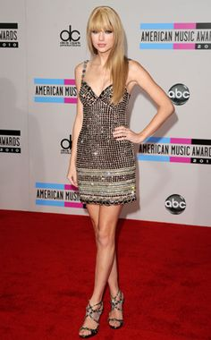 Puttin' on the Glitz from Taylor Swift's Best Looks | E! Online