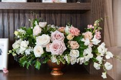Photography: annawithlove - annawithlovephotography.com Floral Design: Sweet Woodruff - http://sweetwoodruff.ca   Read More on SMP: http://www.stylemepretty.com/2016/05/22/stephanie-sterjovski-bridal-shower-brunch/