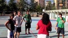 Sesiones de aprendizaje táctica a partir de juego tradicionales. 11 videos. Silvia Bañares y Rafael Atienza.