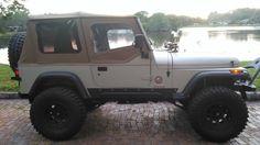 1992 Jeep Wrangler Sahara Sport Utility 2 Door 4.0L