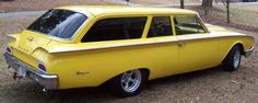 1960 FORD 2 DOOR RANCH WAGON Maintenance/restoration of old/vintage vehicles: the material for new cogs/casters/gears/pads could be cast polyamide which I (Cast polyamide) can produce. My contact: tatjana.alic@windowslive.com