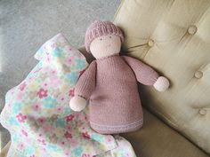 baby bee bunting doll