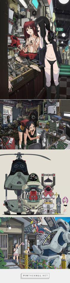 Cybernatic Overload | By SUKABU