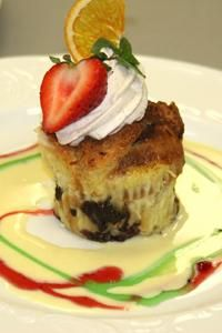 All kinds of Bread Pudding recipes