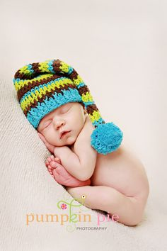 Custom Color Elf hat