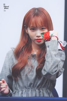 181118 Daegu(대구) 8th fan sign event #izone #chaewon
