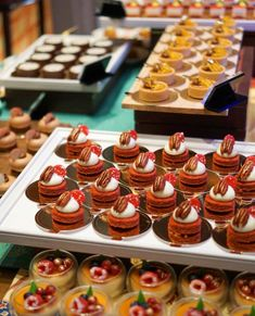 Satiate your sweet tooth! Join me for Sunday brunch this weekend. Our dessert station won't disappoint!   #Singapore #Food #Dessert #Dining #Brunch #Asia #Hotel #Luxury