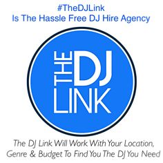 Do You Need A Professional DJ For Your Event?   #TheDJLink Is The Hassle Free #DJ Booking Agency! DJs For A #Birthday, #Wedding, #BarMitzvah #BirthdayParty #CorporateEvent #Party #Funeral #Christening #ClubNight  Visit www.thedjlink.co.uk To Book A DJ Today!   #LiveMusic #HipHop #Pop #Indie #RnB #Bashment #HouseMusic #Afrobeats #JPop #KPop #Bhangra #Dancehall #Disco #Dubstep #Techno #Trance #UKG #Grime #Jazz