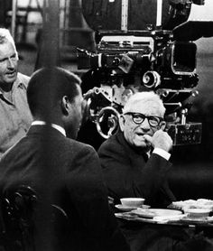 Sidney Poitier and Spencer Tracy Guess Who's Coming to Dinner | 1967