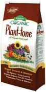 Plant-tone is an all natural, all purpose premium blend.