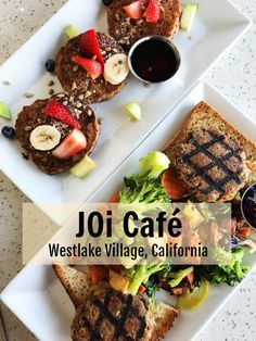 Joi Cafe for gorgeous delicious food!    #Organic #PlantBased #Vegan #Simple Sojourns - Simple Sojourns