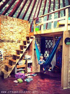 Yurt Life - Tiny House Blog