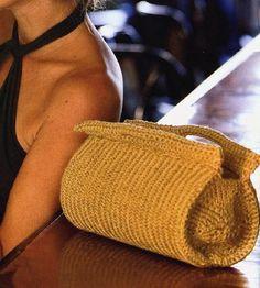 Risultati immagini per borse crochet ermanno scervino