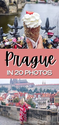 Prague is a charming city with colorful baroque buildings, Gothic churches and a medieval Astronomical Clock. Here are 20 photos to inspire you to visit Prague! The Republic, Czech Republic, Visit Prague, Prague Travel, Travel Around The World, Baroque, Adventure Travel, Travel Inspiration, Medieval