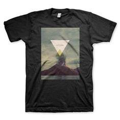 estampa triangulo montanha