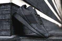 adidas Originals x Daniel Arsham Baskets New York Blanc Cassé