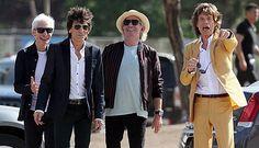Los Rolling Stones llegan a Lima para su primer show en Perú   VIDEO