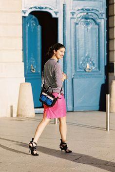 Vanessa Jackman: Paris Couture Fashion Week AW 2012/13...Caroline