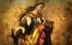 St catherine of Alexandria - the extraordinary Saint who could convert anyone