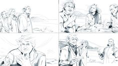 TH.Fagot-lenOar - Storyboards