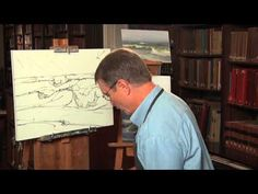 Preview Marine Painting: The Art of the Wave with Don Demers, playing now on http://ArtistsNetwork.tv, for tips on how to allow for changing light when painting en plein air, how to establish a strong composition, underpainting and final highlights that make your water shimmer.