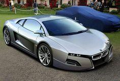 BMW M Supercar Concept