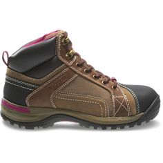 Women Chisel Mid-Cut Steel-Toe Hiking Boot