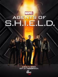 "Poster y panel de la Comic Con de ""Agents of SHIELD"""