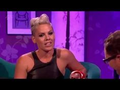 P!nk on Chatty Man 09/14/2012 (One of my favorite Pink interviews)
