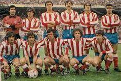 1980/81 Atletico de Madrid