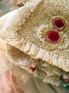 Layers of lace by mskris09, via Flickr