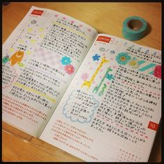 .@SUZUKI KANNA | カラッと晴れて欲しい〜! #ほぼ日手帳#ほぼ日#シール#マステ | Webstagram