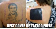 best-tattoo-cover-up-ever  A Lot of people are gonna ask about it.