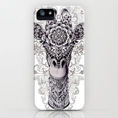 Giraffe iPhone & iPod Case by BioWorkZ - $35.00