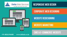 Website Designing Company in Gurgaon: Delta Web Services is Website Designing, Web Development, SEO Company in Gurgaon. It offers premium quality #WebsiteDesigning, #WebsiteDevelopment, #SEOServices. For more details You can make a call at +91-8826196688 Or visit our website: http://www.deltait.co.in/