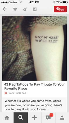 not the right co-ordinates but I will get this one day