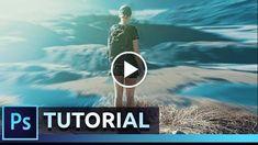 Dramatic Photo Manipulation  Photoshop Tutorial  http://videotutorials411.com/dramatic-photo-manipulation-photoshop-tutorial/  #Photoshop #adobe #lightroom #graphicdesign #photography