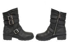 Milwaukee Womens T-Shape Boots Black, Size 6