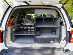 Great website for storage solutions or ideas - Expedition Portal