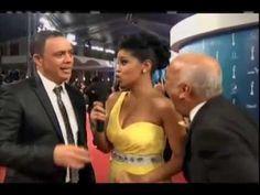 Llegada De @Jochysantos Y @Alexis Valdes Reyes A La Alfombra Roja #Soberano2013 #Video - Cachicha.com
