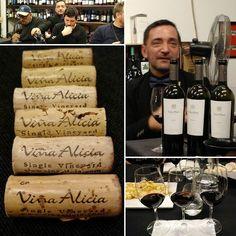 @vinaaliciawine grandes vinos que nos presentó @pablitocolina para los @argwinebloggers