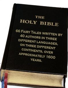 ...not to mention the numerous times the bible was rewritten