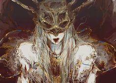 doodles to relax my nervous mind.)シ I felt inspired, but I should work… I'm sorry… Character Inspiration, Character Art, Arte Dark Souls, Bloodborne Art, Soul Art, Dark Fantasy Art, Fantasy Characters, Game Art, Concept Art
