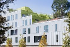 LOHA Lorcan O'Herlihy Architects, Iwan Baan · Student and Faculty Housing Complex. Los Angeles · Divisare