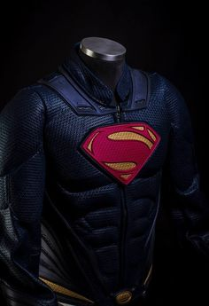 Alright Nerd Gear has gone to far, Man of Steel motorcycle jacket.. You know none of the diehards ride motorcycles.. Otherwise: Very Cool!!