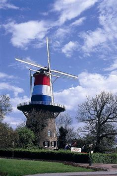 Leiden windmill de Valk                                                                                                                                                      More