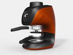 Espresso Machine for Szarvasi Ltd. 2010