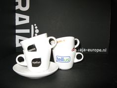 Use #coffeecups to communicate your #corporateidentity like #Eyemix, #Eyefun, #Tellus and of course we did.